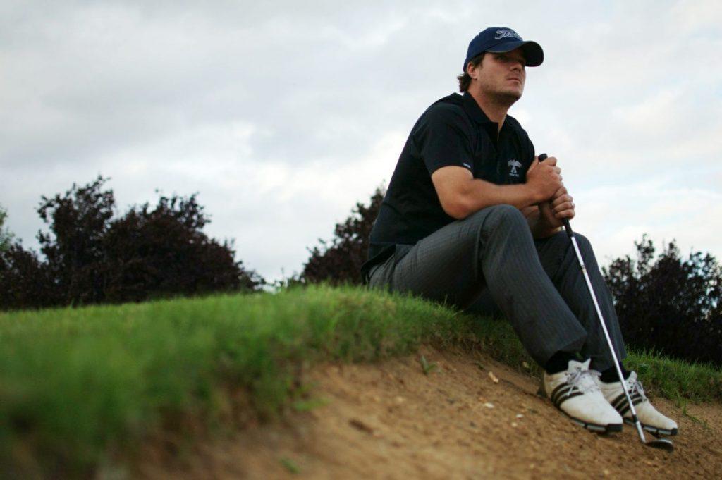 golf coach gavin clark